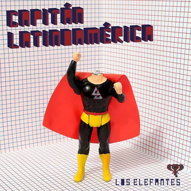 Los Elefantes - 'Capitán Latinoamérica' (2018)