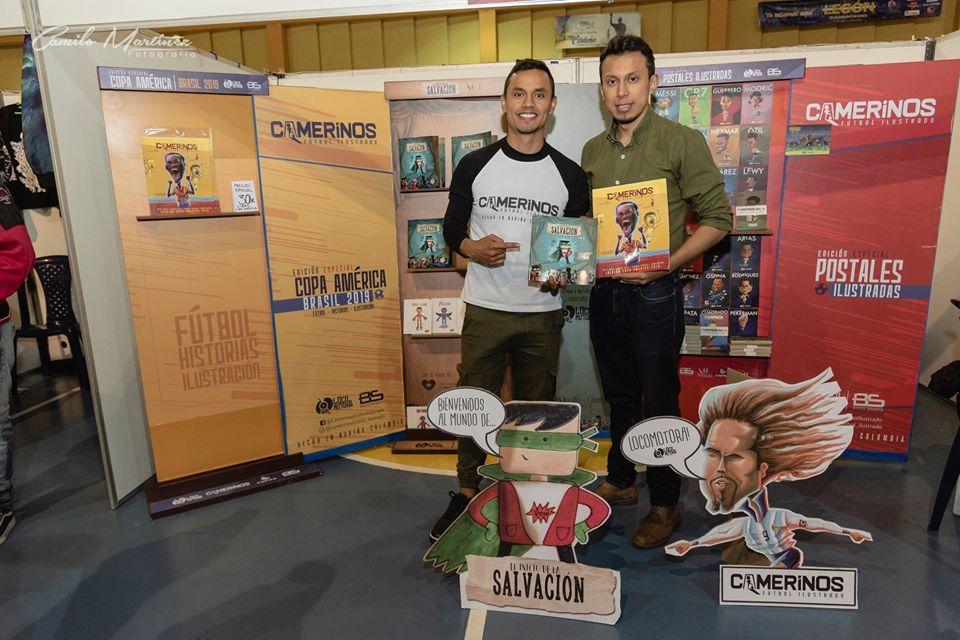 Foto cortesía de: Camilo Martínez fotografía. (Mikel Melo y Carlos Ortiz)