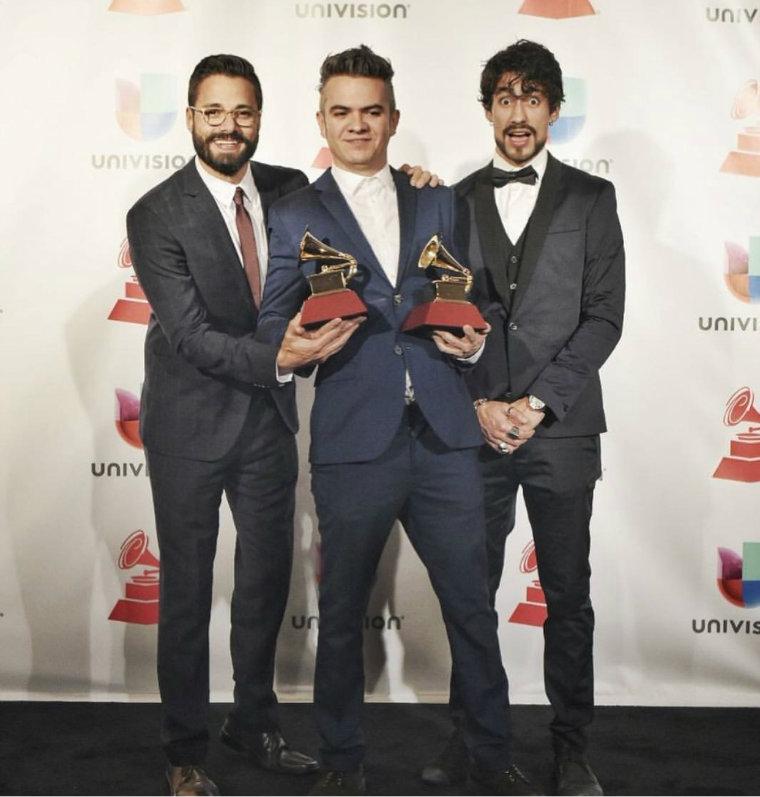 ¡Mon Laferte ganó su primer Grammy Latino!