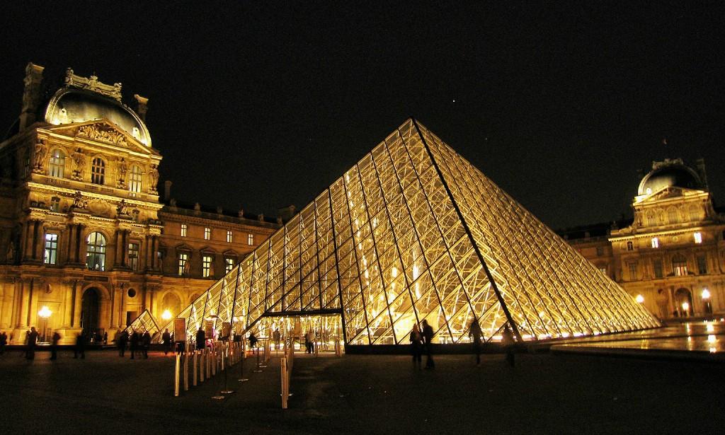 Museos virtuales: Museo del Louvre