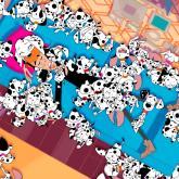 Calle Dálmatas 101, la nueva serie animada de Disney.