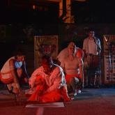 En escena: Bufones Amangualados en la Universidad de La Amazonia.