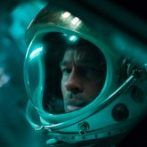 Brad Pitt protagoniza Ad Astra (hacia las estrellas).
