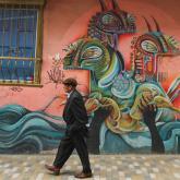 La Candelaria, Bogotá. Foto de Colprensa.