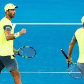 Robert Farah y Juan Sebastián Cabal, finalistas del AUS Open 2018. Foto de ATP.