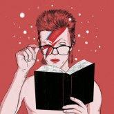 David Bowie. Ilustración Alex Fine.