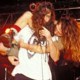 Eddie Vedder y Chris Cornell en Temple Of The Dog