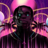 """Astronomical"" de Travis Scott tuvo lugar del 24 al 26 de abril en directo en la isla Fortnite"