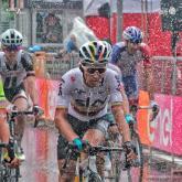 Sergio Luis Henao. Giro de Italia 2018.  Foto: Señal Colombia