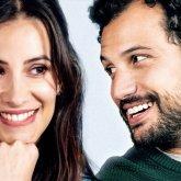 Laura Londoño y Roberto Urbina.