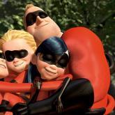 Los Increíbles, película estrenada en el 2004.