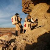 Mars Desert Research Station. Foto de REUTERS/Jim Urquhart.