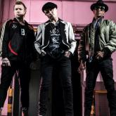 Liam Howlett, Keith Flint y Maxim Reality forman The Prodigy