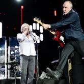 The Who en vivo. Foto tomada de www.nova.ie