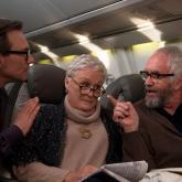 Glenn Close, nominada a Mejor Actriz en los Oscar 2019. Imagen tomada de www.rollingstone.com.