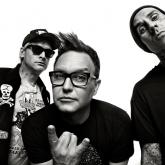 Blink 182. Foto cortesía Sony Music Colombia.