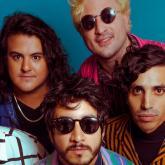 Little Jesus son Santiago Casillas, 'Truco', Fernando Bueno, Arturo Vásquez-Vela y Carlos Medina. Foto cortesía de la banda.