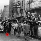 Caída de Rojas Pinilla: 10 de mayo de 1957