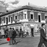 Demolición del edificio de la Cra 7 con Calle 19 en Bogotá
