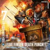 No. 14 'And Justice for None' de Five Finger Death Punch (Metal Blade)