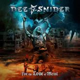 No. 9 'For The Love Of Metal' de Dee Snider (Napalm)