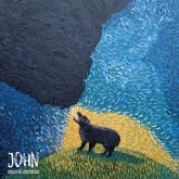 Carátula de John, primer sencillo de Vicente (2019)