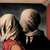 'Los Amantes' - René Magritte