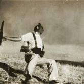 'Muerte de un miliciano', foto tomada de efe.com