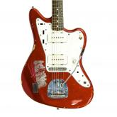 Fender Candy Apple Red Jazzmaster MIJ
