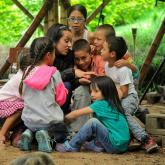 """""""El juego es el asunto más serio de los niños"""": Esmeralda Ramírez"""