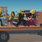 Los Simpson confundieron a Judas Priest con death metal