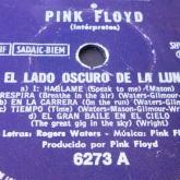 Cortesía de Pink Floyd