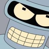 La TV en la radio: Bender de Futurama