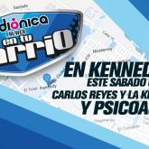 Radiónica en tu Barrio: Kennedy