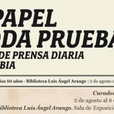 Conversatorios de periodismo y periodismo digital en la BLAA