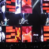 Grandes conciertos en estadios