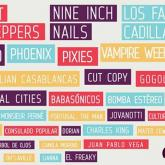 RHCP, NI?, Savages, AFI, Phoenix, Zoé y The Wailers entre las 40 del Estéreo Picnic 2014