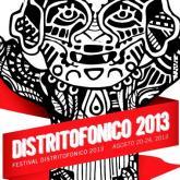 Los sonidos del Festival Distritofónico 2013