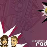 Los Detectives de Radiónica con Mario Muñoz de Dr. Krapula en vivo