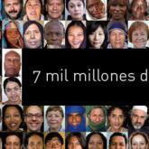 7 mil millones de otros