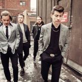 'Five Minutes with Arctic Monkeys' fue el EP debut de la banda de Sheffield, Inglaterra.