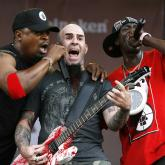 Scott Ian de Anthrax y Public Enemy