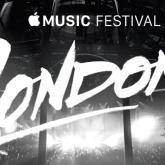Somos la emisora oficial para Colombia en el Apple Music Festival