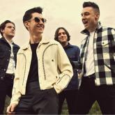 Los Arctic Monkeys visitaron Bogotá el 4 de noviembre de 2014