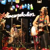El rock suena en la Feria de la Flores