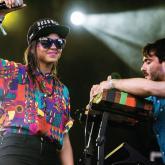 Bomba Estéreo nació en 2005 y cuenta con 4 producciones discográficas. Foto tomada de Billboard.
