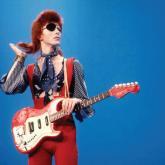 David Bowie como Ziggy Stardust. Foto tomada de mpora.com