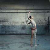 La bailarina Sonoya Mizuno en 'Wide open'