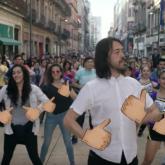 El clip fue estrenado durante la edición 2016 del festival Vive Latino
