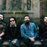 Cnetavrvs son Demián Gálvez, Alan Santos, Paco Martínez y Rayo. Foto cortesía de la banda.